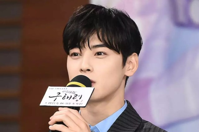 ASTRO's Cha Eun Woo Shares What He Thinks About Being Praised For Good Looks