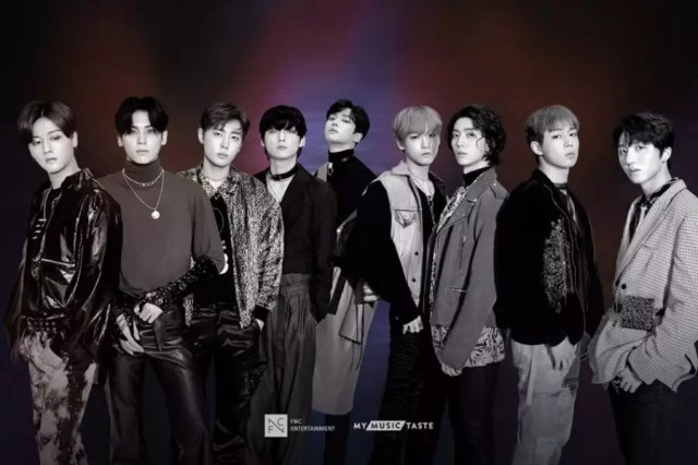 SF9 Announces Dates + Locations For U.S. And Europe Tour