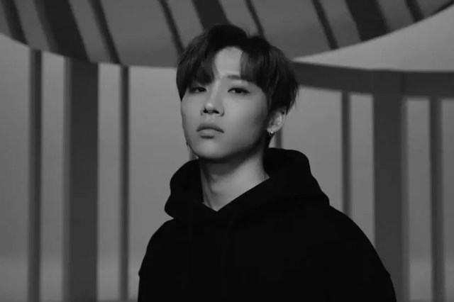 """Update: AB6IX Unveils """"The Absolute Beginning� Trailer Of Jeon Woong Ahead Of Debut"""