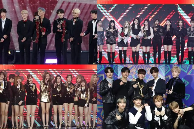 Winners Of The 33rd Golden Disc Awards Day 2
