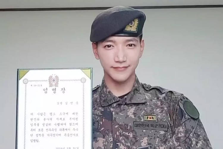 2PM's Jun.K Assigned To Special Warfare Command For Outstanding Military Performance