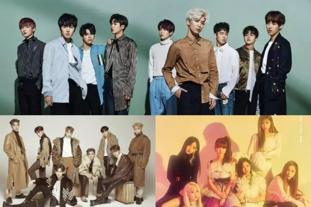 SF9, ATEEZ, And EVERGLOW Join KCON 2019 NY Performer Lineup