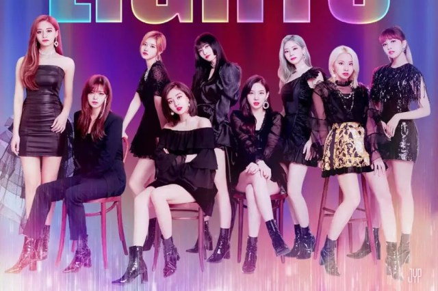 "TWICE Tops iTunes Charts Around The World With ""FANCY YOU� And ""FANCY�"