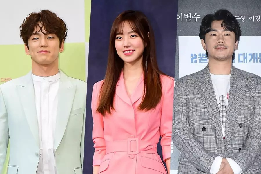 Kim Min Kyu, Jin Se Yeon, Lee Si Eon, And More Confirmed For Upcoming Historical Drama
