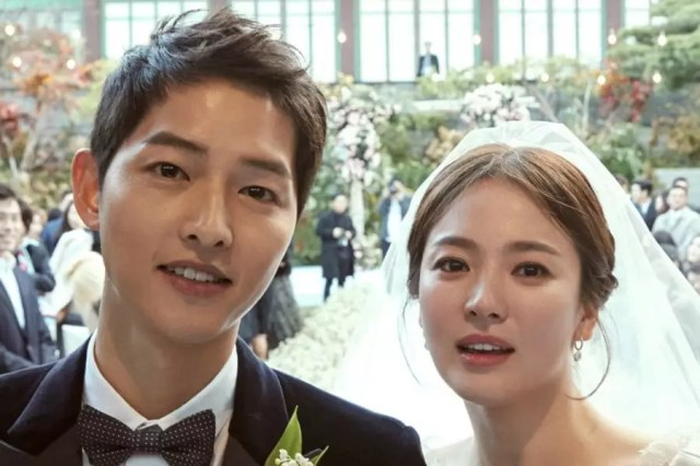 Breaking: Song Joong Ki Files For Divorce From Song Hye Kyo
