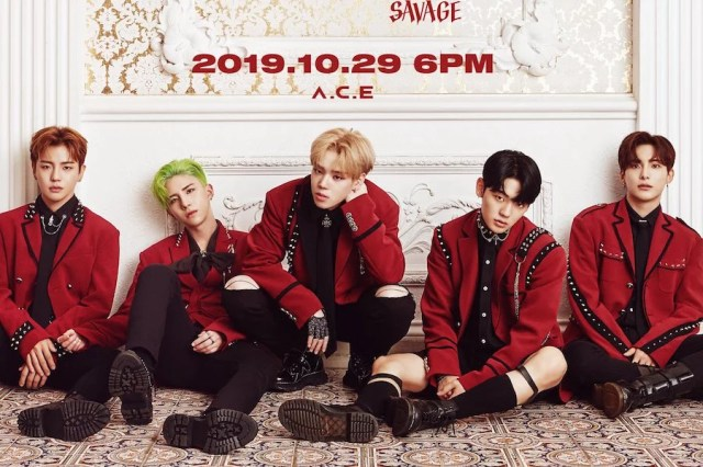 Update: A.C.E Unveils Track List For Upcoming Comeback