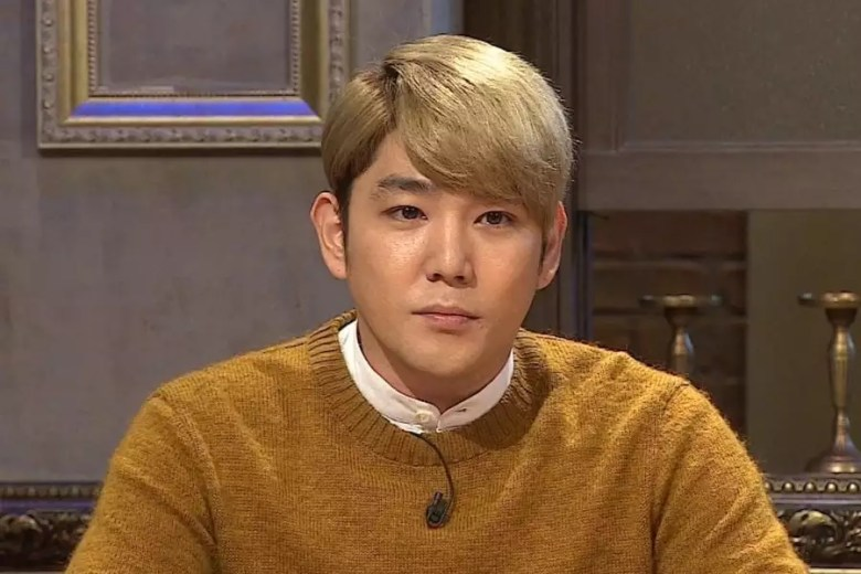 Breaking: Kangin Announces Departure From Super Junior