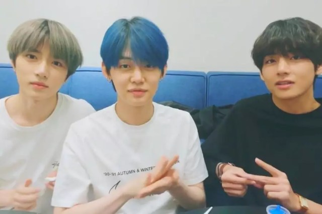 V Describes How Seeing TXT Makes Him Think Of BTS In The Past