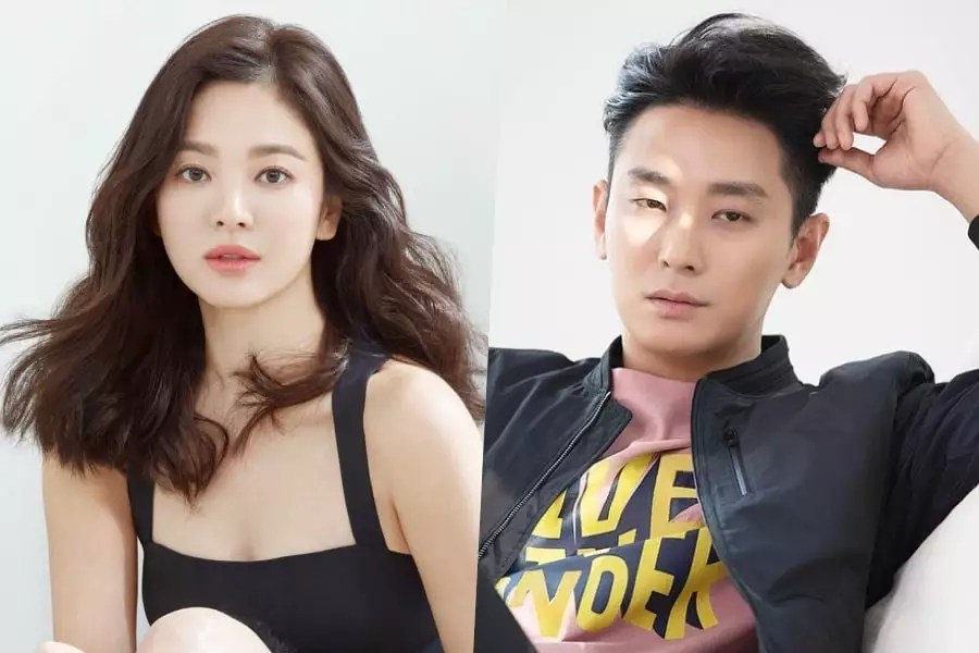 Song Hye Kyo And Joo Ji Hoon In Talks To Star In New Legal Drama