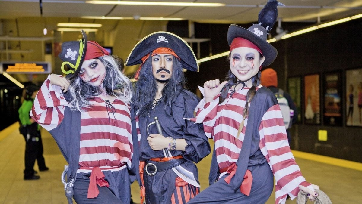 Discover why vancouver is the most interesting place in the world. 9 Places To Buy A Halloween Costume In Vancouver