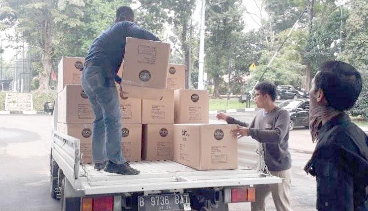 APD untuk Tenaga Medis di Gorontalo Siap Didistribusi
