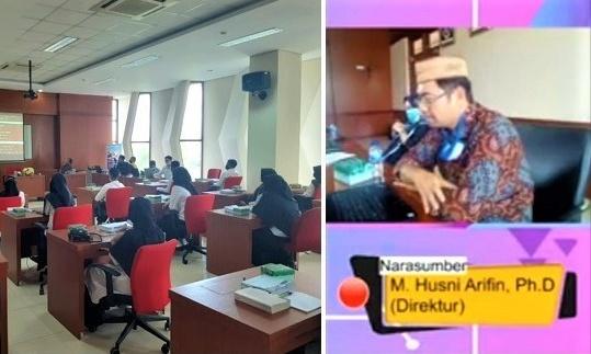 EKBM di UT Gorontalo Diikuti 295 Mahasiswa Baru