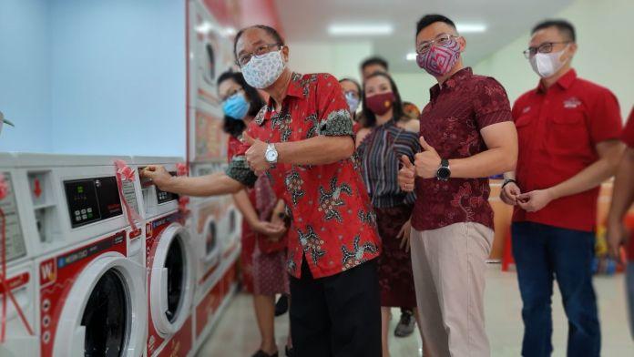 Laundry The Daily Wash Hadir di Gorontalo, Cuci Pakaian Gratis Hingga 1 Maret