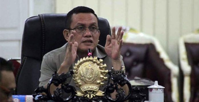 Ekwan Ahmad kembali Nahkodai DPC Hanura Kota Gorontalo (Utama)