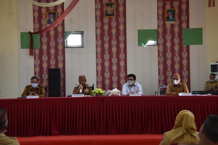 Tenaga Pendidik Non ASN di Gorontalo Utara Diupayakan Terakomodir BPJamsostek