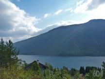 Les environs de Sogndal.