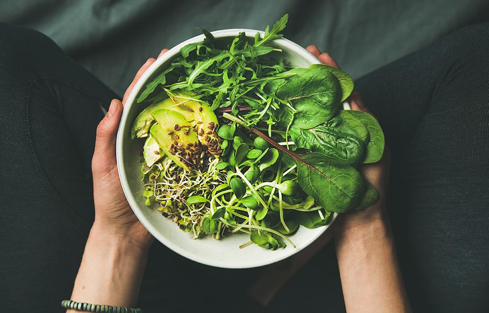 Dieta vegana 60mais