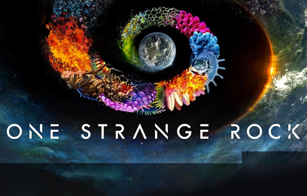 documentários one strange rock
