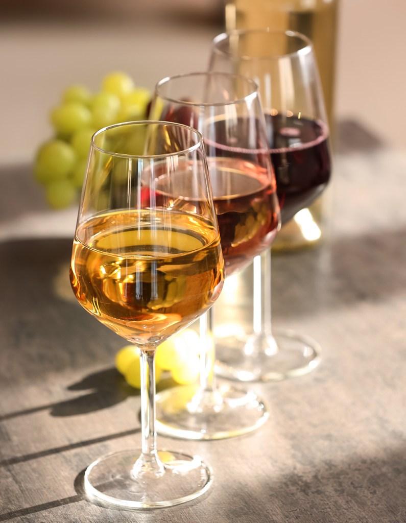 Taças de vinho 60mais
