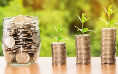 What are the tax implications of a non-deductible IRA contribution?