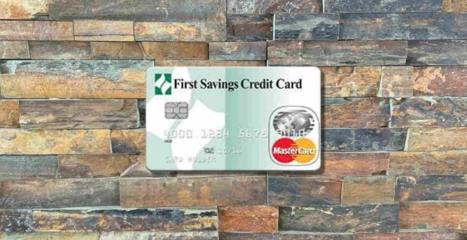 First Savings Credit Card