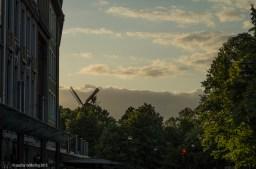 Bremen oldschool windmill