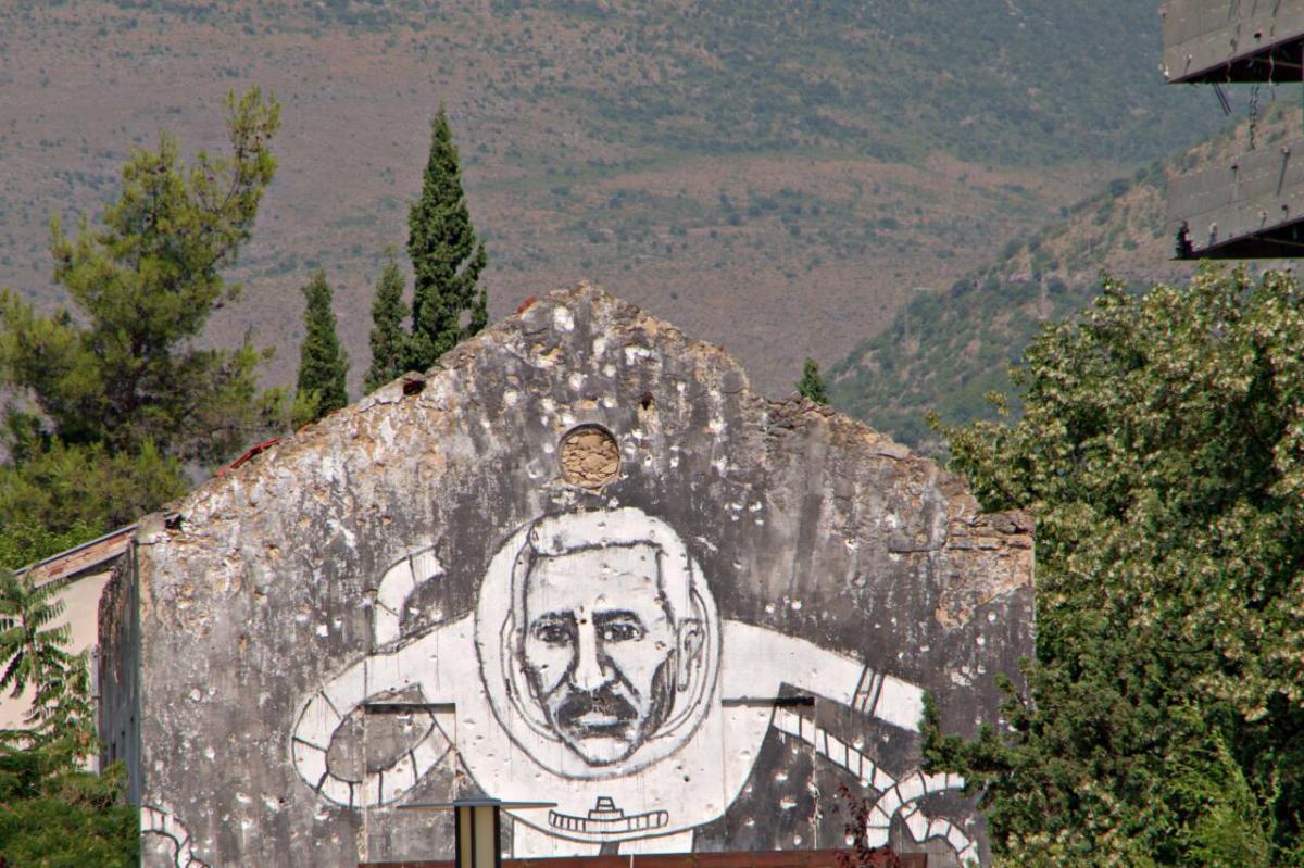 Streetart Sarajevo and Mostar