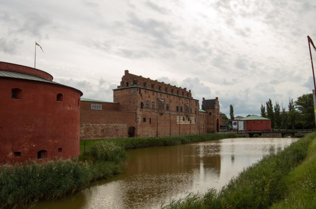 Malmöhus Exterior