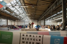 4cross Cup at Berliner Fahrradschau, sadly an event that will not be a part of Berlin Bicycle Week 2016