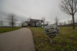 Vitra is probably the best-designed factory in the world.