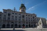 Trieste townhall