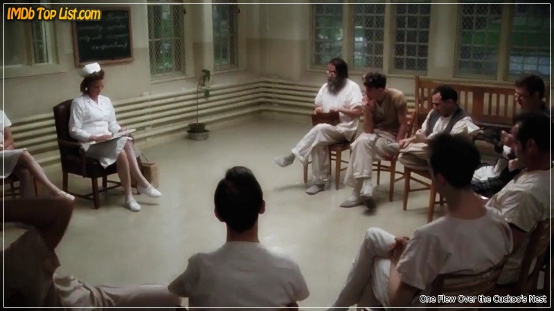 One Flew Over the Cuckoo's Nest/Guguk Kuşu/Пролетая над гнездом кукушки