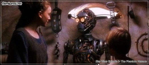 Star Wars: Episode I - The Phantom Menace/Yıldız Savaşları: Bölüm I - Gizli Tehlike/1999