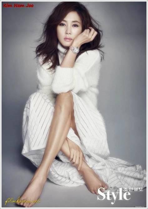 김남주, Kim Nam Joo,Kim Nam Ju,1971,You Who Rolled In Unexpectedly,Queen of Reversals,Queen of Housewives,Her House,Crystal,The Boss,Steal My Heart,Model,