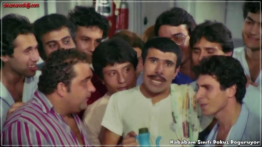 Hababam Sınıfı Dokuz Doğuruyor,1979,Kartal Tibet,Şener Şen,Adile Naşit,Münir Özkul,Perran Kutman,İlyas Salman,Şevket Altuğ