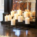Best Tiered Candle Holders For In Fireplace Candle Junkies