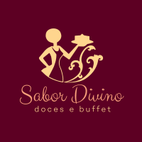 Sabor Divino Doces e Buffet com marca 612