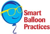 The Balloon Councils smart balloon practices logo