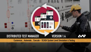 Distributed Test Manager