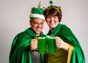 St Pats King & Queen