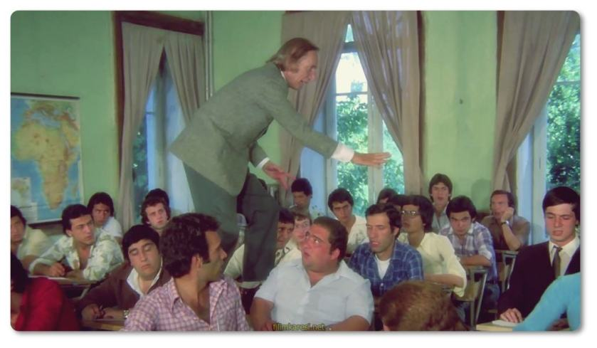 Hababam Sınıfı Uyanıyor,1976, Ertem Eğilmez,Kemal Sunal,Şener Şen,Adile Naşit,Münir Özkul,Halit Akçatepe,Hababam Sınıfı serisi,Kel Mahmut,,Hafize Ana,İnek Şaban,Güdük Necmi,