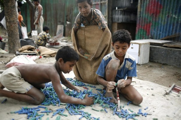 Global supply chains link us all to shame of child and forced labour