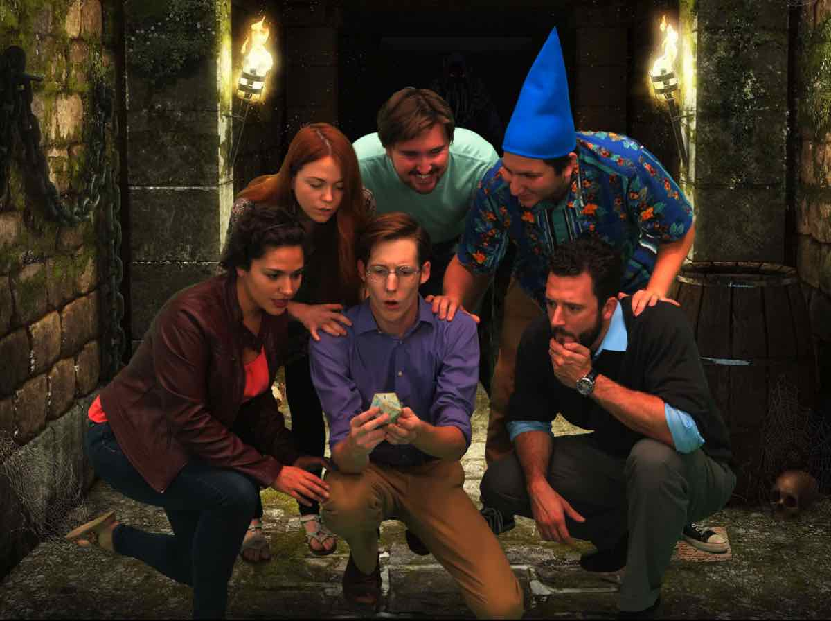 Currently Crowdfunding: D&D-themed comedy 'The Campaign' 1