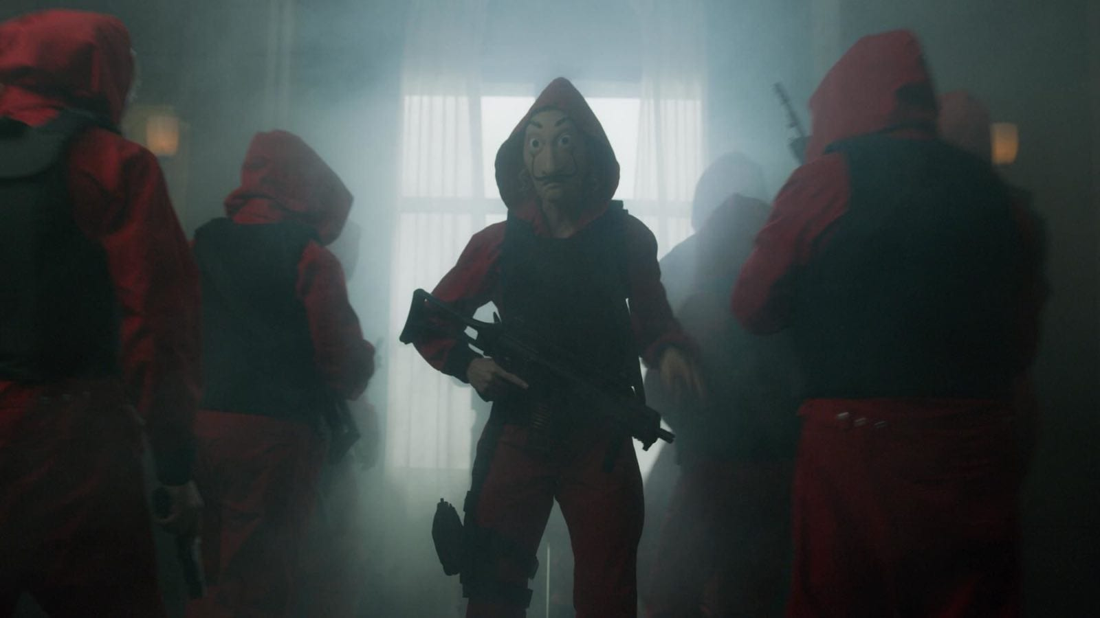 The Best Inspirational Quotes From Money Heist Film Daily