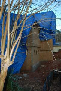 Second tarp over back addition