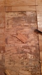 Still trying to remove wood flooring without destroying subfloor