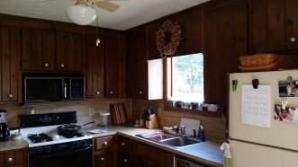 Kitchen corner