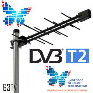 Антенна активная уличная Зенит – 20AF (L 011.20 D)