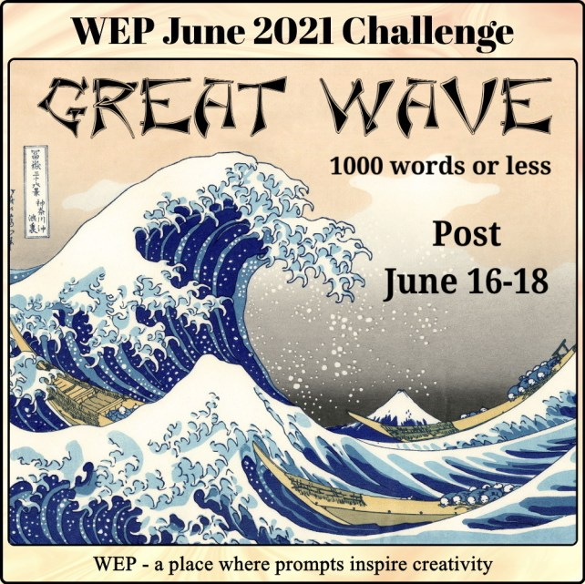 WEP Great Wave
