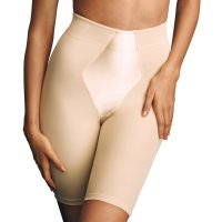 Maidenform Flexees Women's Easy Up Firm Control Thigh Slimmer. Flexees easy up easy down firm control thigh sl immer is easy to put on and easy to take off due to a specific finish on the fabric. The fabric is constructed from high  denier Lycra(R) Elastane and has a low friction finish which allows garments to easily pull on. The fabric is soft to t he touch and provides all over firm shaping and smoothing. Tue, 20 Oct 2020 09:37:03 +0400
